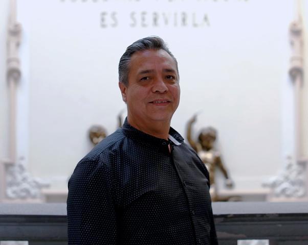 MARCO ANTONIO MÁRQUEZ MONTIEL ASUME DESPACHO DE INDUSTRIAL DE ABASTOS