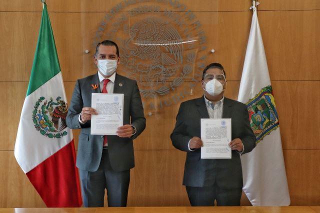 PODER JUDICIAL Y AYUNTAMIENTO DE CHIGNAHUAPAN INSTALARÁN JUZGADO MUNICIPAL
