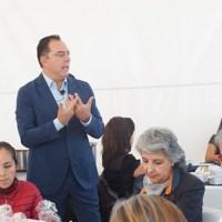 UNA PUEBLA DE PRIMER MUNDO ES LO QUE SE MERECEN LOS POBLANOS: LALO RIVERA SANTAMARÍA