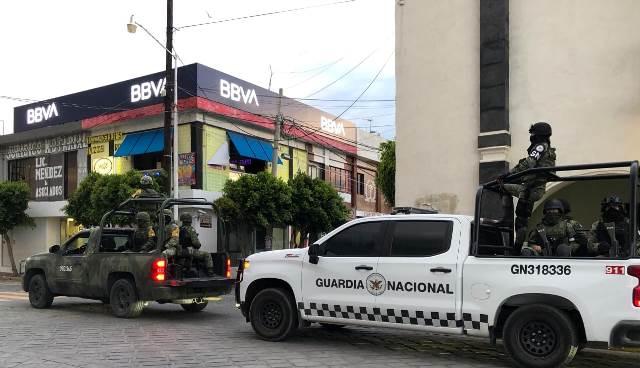 PONE EN MARCHA AYUNTAMIENTO DE HUEJOTZINGO OPERATIVO DE SEGURIDAD GUADALUPE-REYES