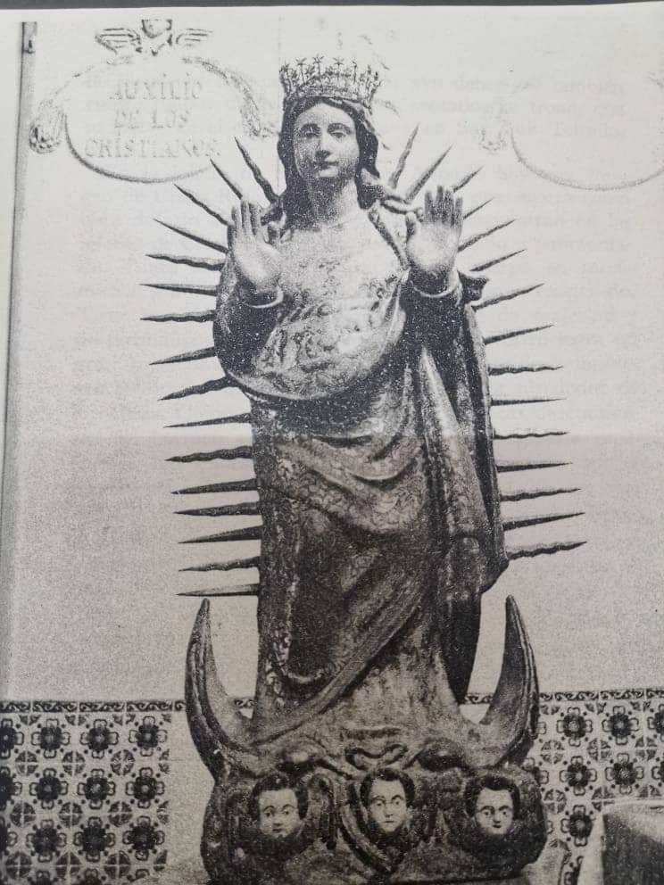 TONANTZIN INMACULADA CONCEPCIÓN SANTA MARIA XIXITLA