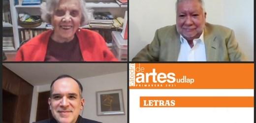 ELENA PONIATOWSKA INAUGURA LA SEGUNDA EDICIÓN DE LA CÁTEDRA DE ARTES UDLAP