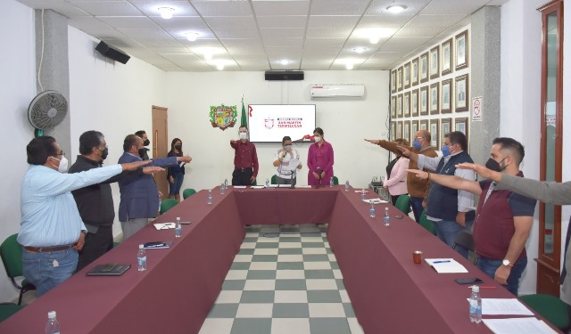 INSTALACIÓN Y TOMA DE PROTESTA DEL CONSEJO MUNICIPAL DE ORDENAMIENTO TERRITORIAL Y DESARROLLO URBANO DE TEXMELUCAN