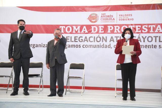 CREACIÓN DE COMUNIDAD E IDENTIDAD, TRABAJO EN LA DELEGACIÓN ATLIXCÁYOTL: KARINA PÉREZ POPOCA