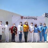 ACTIVA ANGÉLICA ALVARADO PROGRAMA DE REHABILITACIÓN DE CASAS DE SALUD DE HUEJOTZINGO
