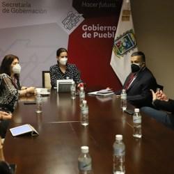 DIALOGA SEGOB Y PC CON REPRESENTANTES DE LA INDUSTRIA DE BANQUETES