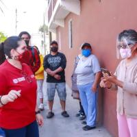 """EN TEXMELUCAN YA TENEMOS 525 GRUPOS DE WHATSAPP DE """"CIUDADANOS ACTIVOS POR LA SEGURIDAD"""": NORMA LAYÓN"""
