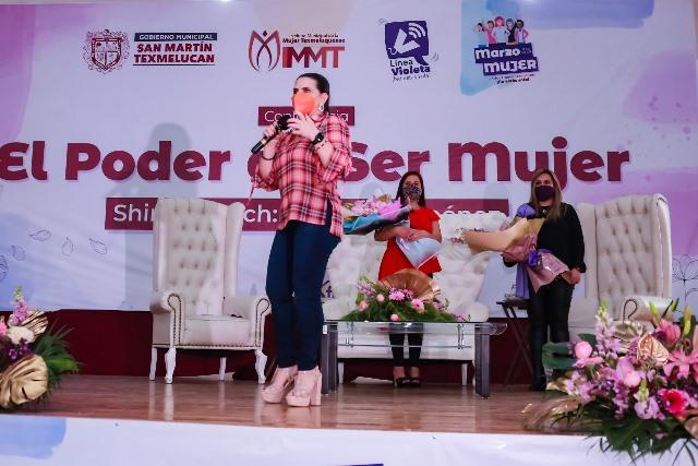 CON GRAN ÉXITO EL GOBIERNO DE TEXMELUCAN CONMEMORÓ EL DÍA INTERNACIONAL DE LA MUJER