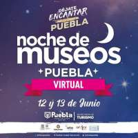TURISMO MUNICIPAL INVITA A PARTICIPAR EN LA NOCHE DE MUSEOS VIRTUAL 2021 DE JUNIO