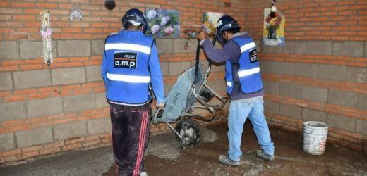 COORDINACIÓN ENTRE GOBIERNO E INICIATIVA PRIVADA MEJORA CALIDAD DE VIDA DE FAMILIAS DE CORONANGO