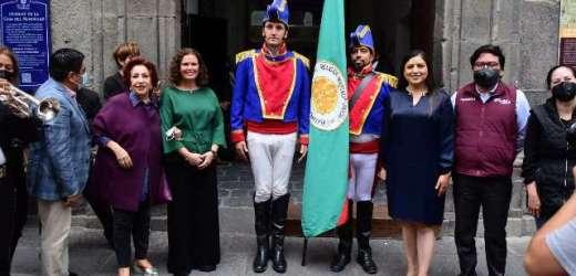 CELEBRA AYUNTAMIENTO DE PUEBLA 200 AÑOS DE LA LEYENDA DEL CHILE EN NOGADA