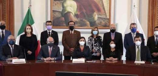 AYUNTAMIENTO DE PUEBLA TOMA PROTESTA AL CONSEJO GENERAL DEL CENTRO DE INNOVACIÓN Y DISEÑO INDUSTRIAL