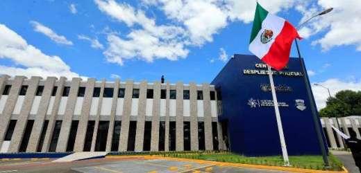 INAUGURA AYUNTAMIENTO DE PUEBLA CENTRO POLICIAL PARA FORTALECER ACCIONES DE VIGILANCIA Y PATRULLAJE AL CENTRO DE LA CIUDAD