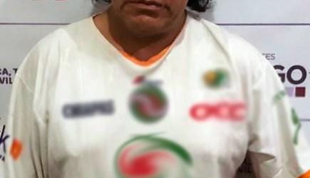 POLICÍAS MUNICIPALES DE HUEJOTZINGO DETIENEN A MASCULINO POR ABUSO SEXUAL EN XALMIMILULCO