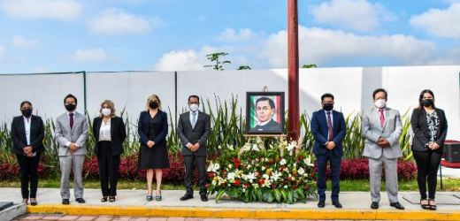 ENCABEZA CABILDO DE CORONANGO CEREMONIA POR EL ANIVERSARIO LUCTUOSO DEL GENERAL IGNACIO ZARAGOZA