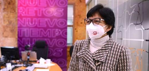 """""""ME MOTIVA ESCUCHAR LAS PETICIONES DE LA COMUNIDAD UNIVERSITARIA"""": LILIA CEDILLO"""