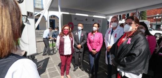 GARANTIZA ROSARIO OROZCO SERVICIOS DE SALUD PARA TODOS LOS POBLANOS