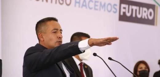EDMUNDO TLATEHUI PROMETE GOBERNANZA PARTICIPATIVA