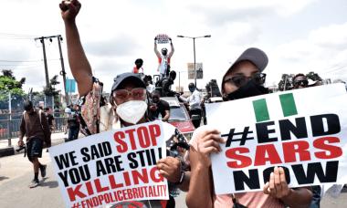 ENDSARS-protest