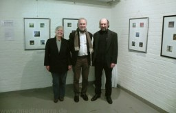 Bo Cronqvist (Sweden), 1st Prize 2016 - with Gabriele and Kurt in Cologne