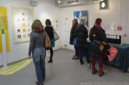 art prints exhibition small formate, miniprint and mixed media, Germany