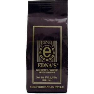 Edna's Gourmet Armenian Coffee 8 oz.