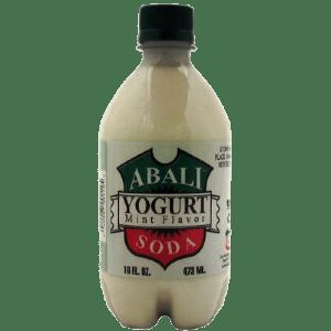Choopan Mint Flavor Yogurt Soda – Abali Dough (4x473ml)