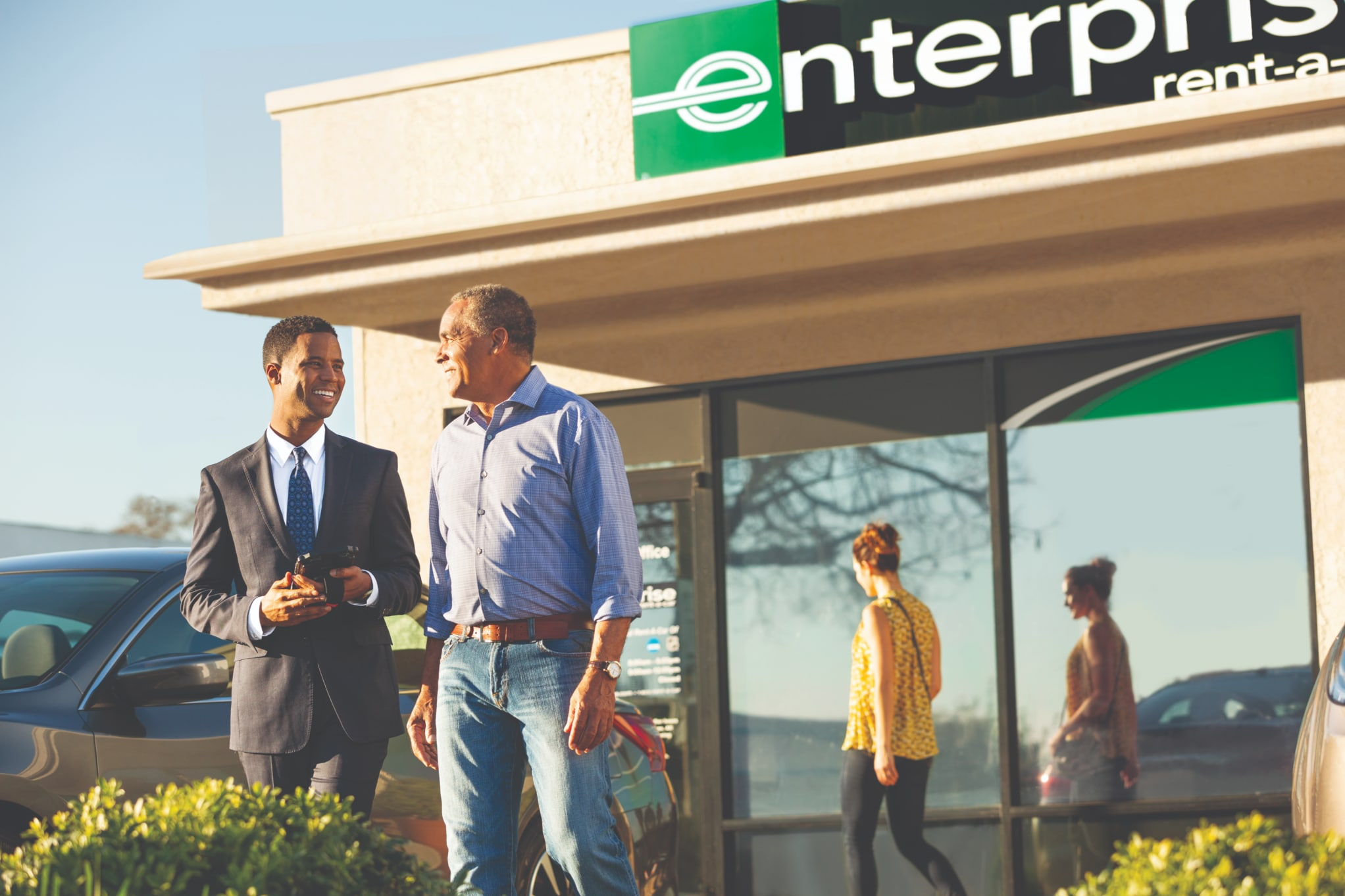 Mietwagen Und Transporter In Germany Enterprise Rent A Car