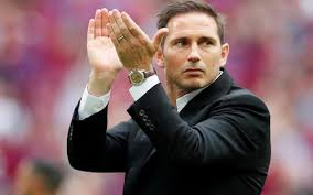 CHELSEA FC ANNOUNCE FORMER PLAYER FRANK LAMPARD AS NEW COACH