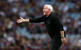 NEWCASTLE NAMES STEVE BRUCE AS NEW MANAGER OF THE CLUB
