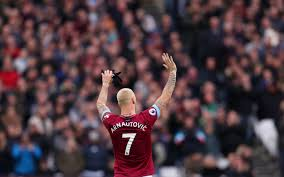 ARNAUTOVIC BIDS FAREWELL AS HE DEPARTS FOR CHINA DESPITE SIGNING A 5 YEAR DEAL AT THE LONDON CLUB