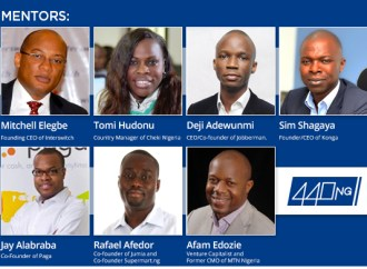 440.NG Announces  Elite Mentors for 2014 Lagos Accelerator Program