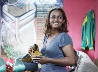 Started In A Village! This Woman Entrepreneur's Company Has Become Africa's First Global Footwear Brand