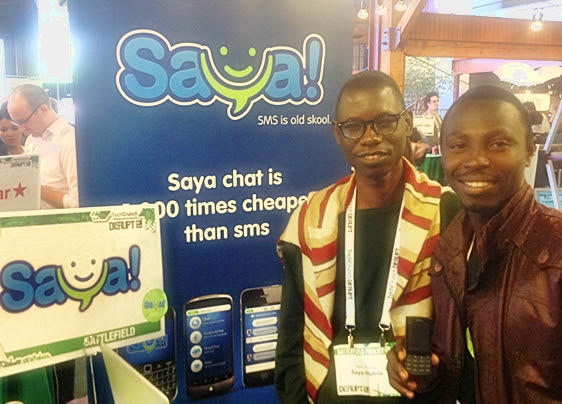 Ghana's Saya Mobile acquired by Kirusa