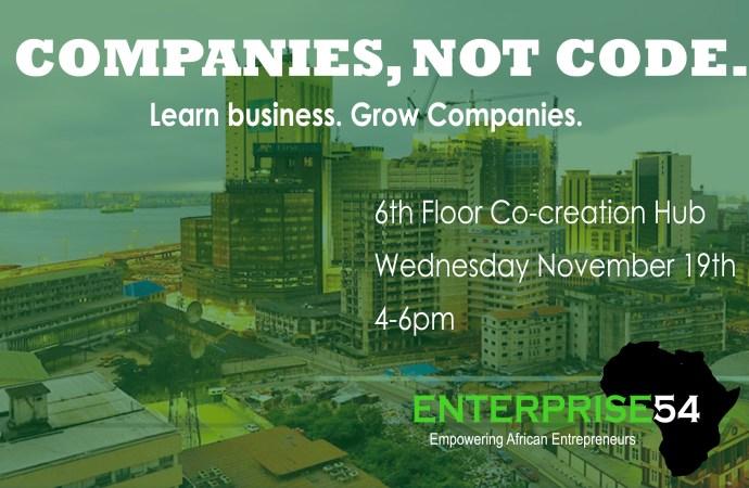 Seun Onigbinde, Mark Essien, Bernard O'bien To Teach Tech Entrepreneurs How To Grow Startups