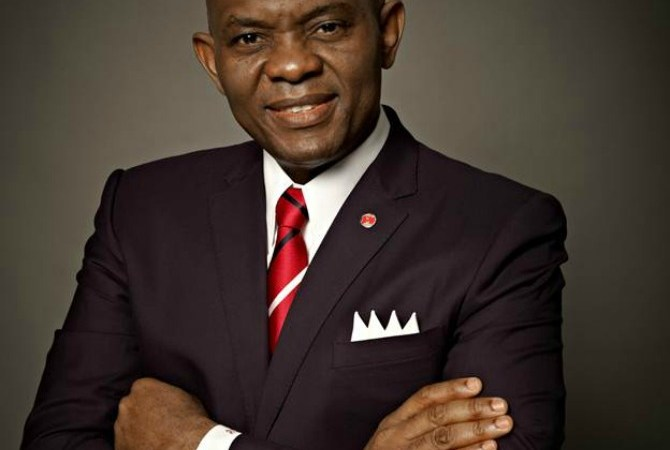 """Entrepreneur-Led Development: A New Model For Africa"" – Text Of Speech By Tony O. Elumelu At Georgetown University"