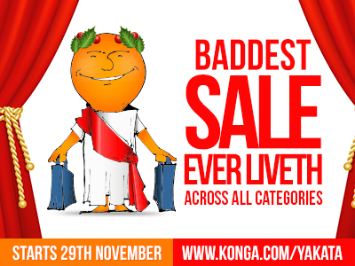 Facts And Figures From Nigeria's Biggest Black Friday Online Sale