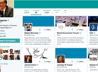 3 African Presidents That Successfully Wield Social Media For Personal Branding