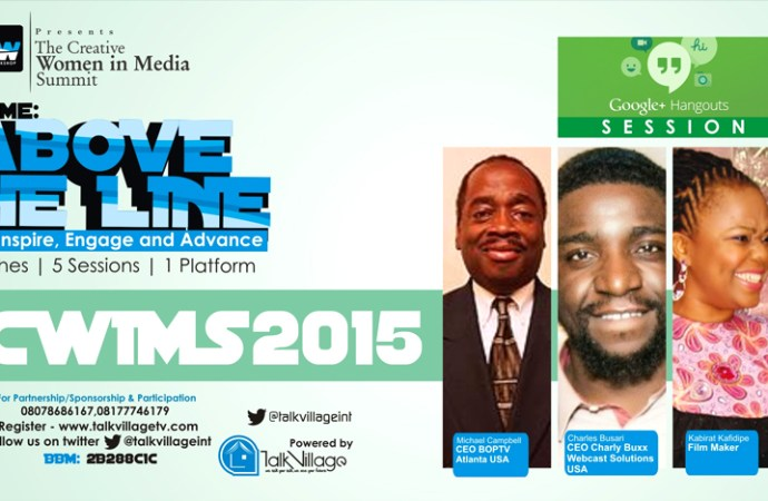 Register For The Creative Women In Media Summit 2015