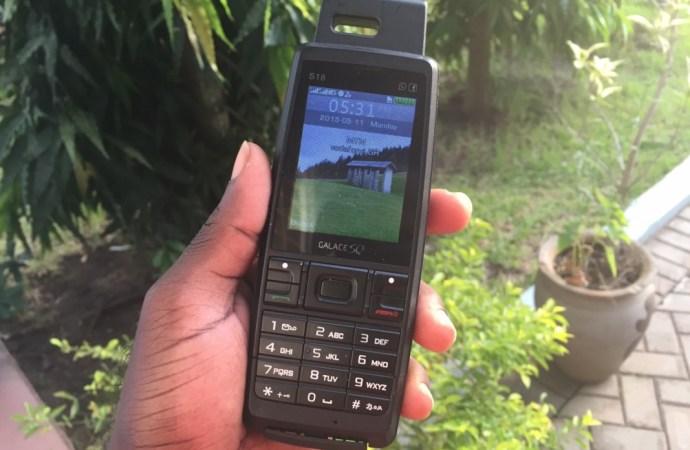 Here's The Ghanaian Mobile Phone That Can Charge Smartphones