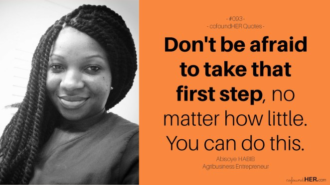 The Tony Elumelu Grant Woman Entrepreneur Unearthing Nigeria's Agribusiness Potential