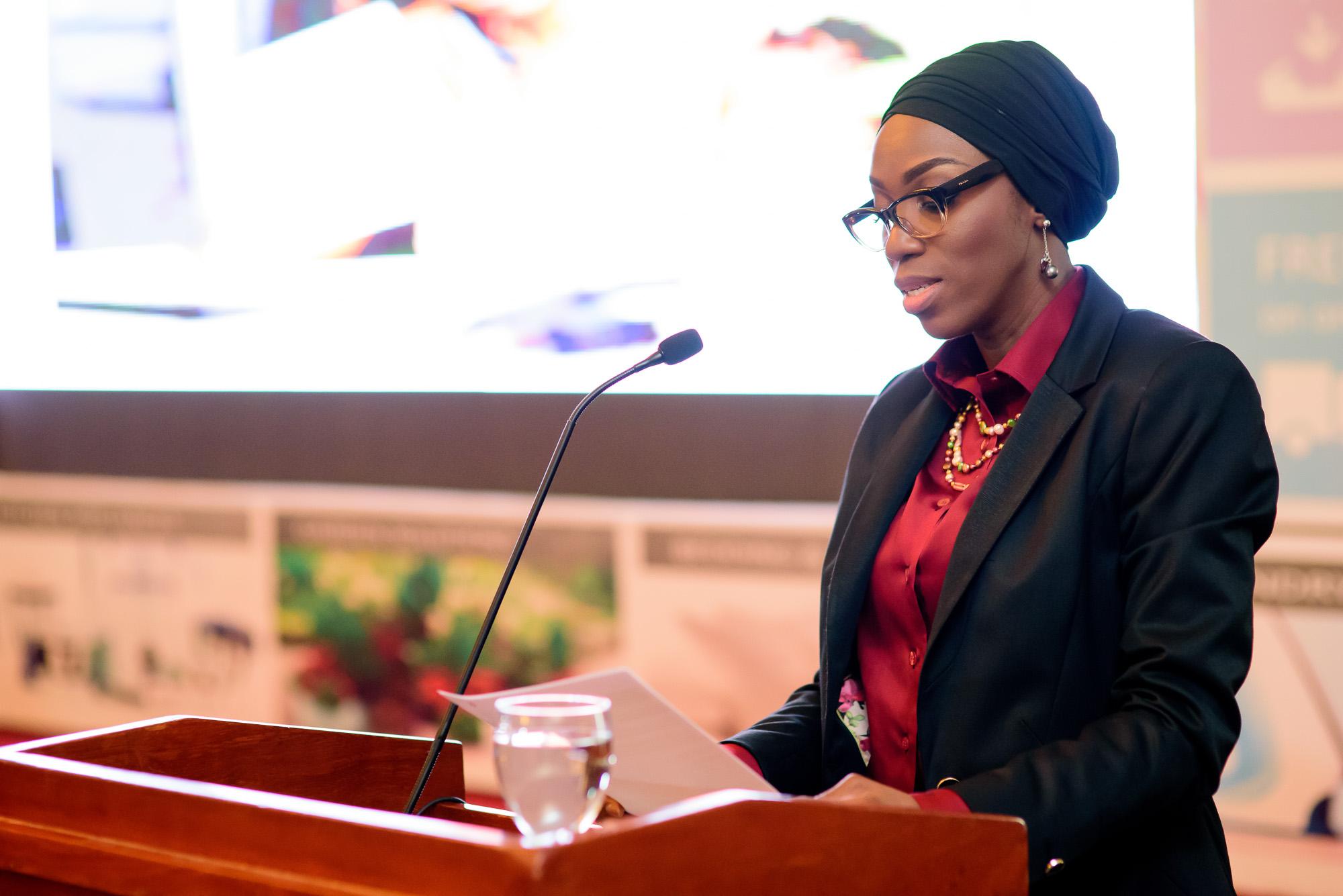 African Women Entrepreneurs, Tinubu, Aisha, Ecommerce in Nigeria, Oriental Hotel
