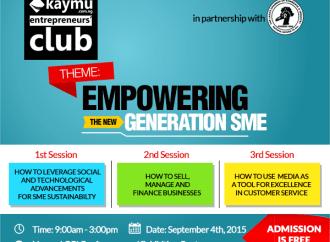 Lagos State, Kaymu partner to launch Entrepreneurs' Club for Entrepreneurs