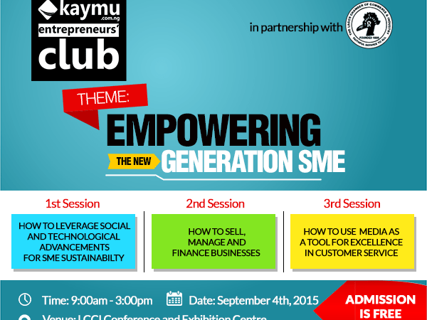 Lagos State, Kaymu partner to launch Entrepreneurs' Club for Entrepreneurs