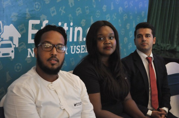 Ex-Jumia Exec Uche Ajene Becomes Efritin.com's Marketing Manager