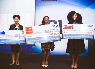 She Leads Africa 2015 Pitch Winner is Omo Alata Pepper Mix