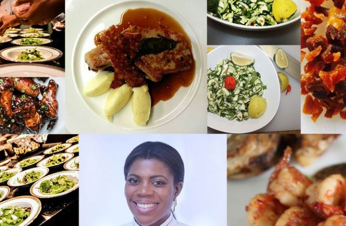 Meet Tomi 'Imoteda' Aladekomo: The stylist chef mixing cooking with fashion