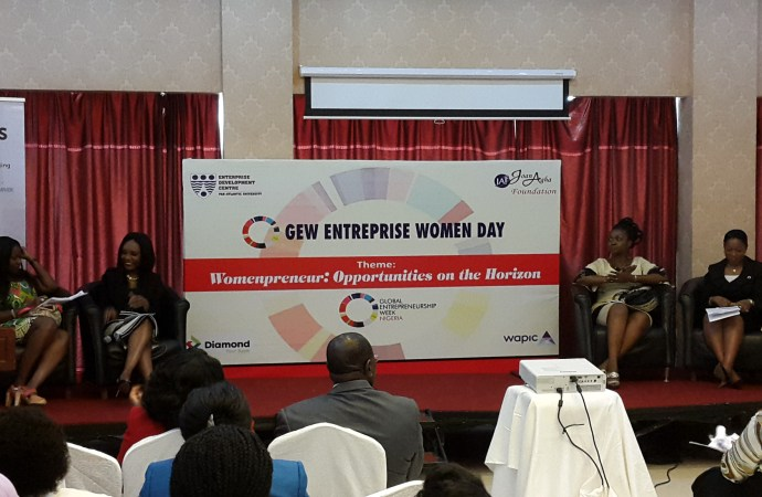 """Bras, Business and Bottom-line"" – What went down at the global Women's Entrepreneurship Day Event in Nigeria"