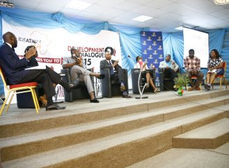 'Focus first on processes, data, and your mission, not funding' – Chude Jideonwo from Development Dialogue 2015