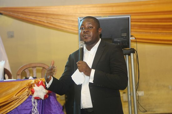 Adekunle Jinadu; CEO Gingerbox